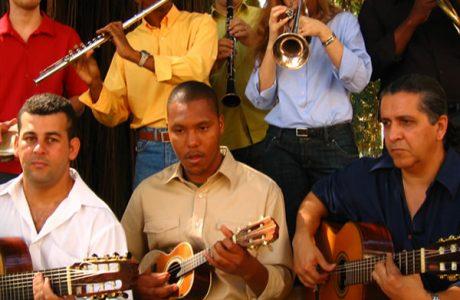 octeto instrumental brasileiro